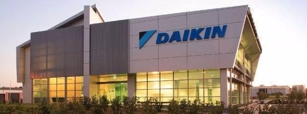 daikin液压大楼